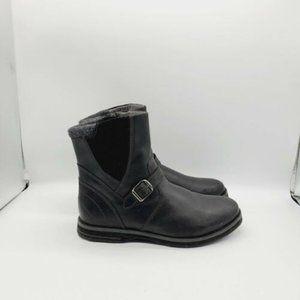 L L Bean Womens Side Zip Boots Size US 9.5 M